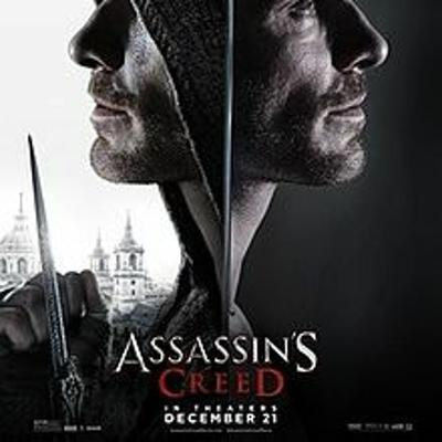 Cover art for Assassins Creed