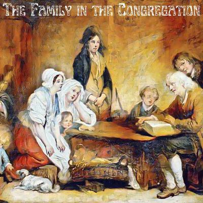 Cover art for The Family in the Congregation