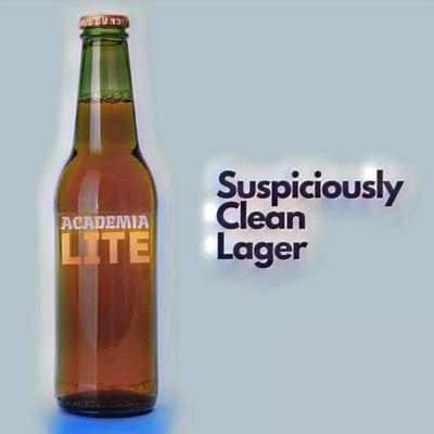 Cover art for S2 Ep5 Suspiciously Clean Lager