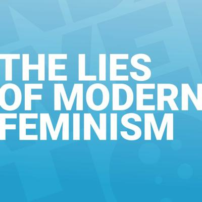 Cover art for The Candace Owens Show: The Lies of Modern Feminism