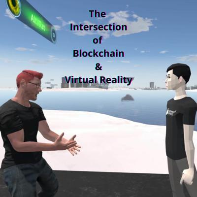 Cover art for Leveraging Blockchain to build the metaverse communities of the future ft Sacha LeBaron