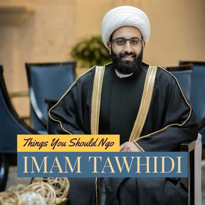 Cover art for Ilhan Omar's Strongest Critic ft. Imam Tawhidi