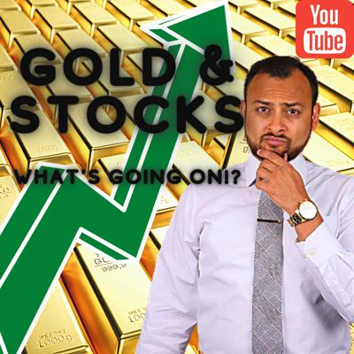 Cover art for Gold Hits Record High AND Stocks Hit Record High!?!