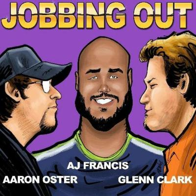 Cover art for Jobbing Out July 8, 2021 (The Main Event is back and the first Jobbing Out Cypher)