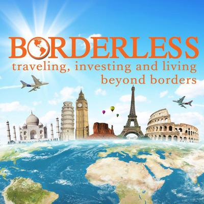 Cover art for Borderless Podcast - Birth Tourism, International Traveling and Investing with Mikkel Thorup