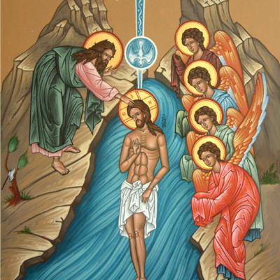 Cover art for Baptism of our Lord (2021)