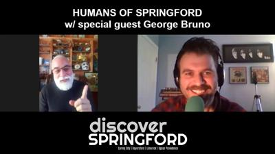 Cover art for #HumansOfSPRINGFORD 006: w/ special guest George Bruno