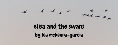 Cover art for Elisa and the Swans by Lea McKenna-Garcia (Rebroadcast)