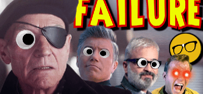 Cover art for Star Trek Admits FAILURE after HUMILIATION of Picard