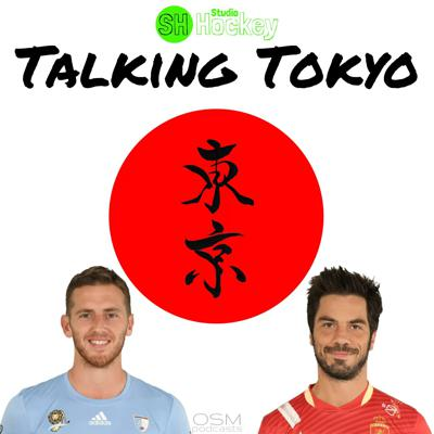 Cover art for Talking Tokyo with Lucas Vila and Miki Delas