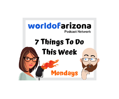 Cover art for 7 Things To Do In The Phoenix Valley This Week   COVID-19