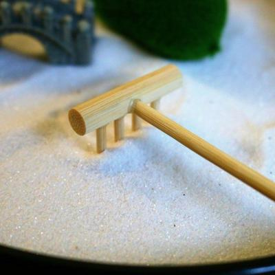 Cover art for Zen Garden - Sand Crinkle Brushing Tapping Cup Sounds