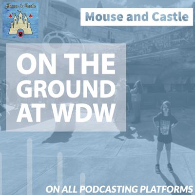 Cover art for On The Ground at WDW + Disneyland VS California
