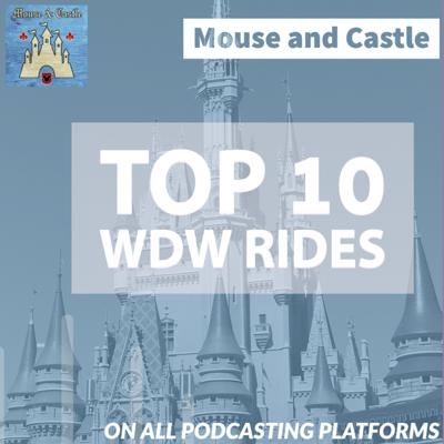 Cover art for Our top 10 WDW Rides