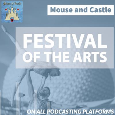 Cover art for Our Review of Festival of the Arts + Disneyland Annual Program Canceled