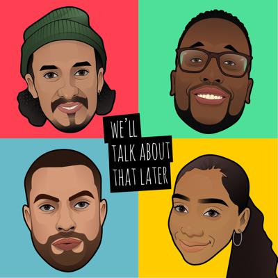 What's better than watching football with your friends 🤔? We'll Talk About That Later 😝! Welcome to the WTATL community, the UK's freshest football podcast. Join us every Wednesday for the latest news, views and humour.