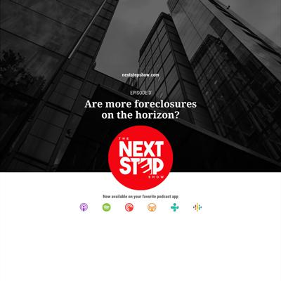 Are more foreclosures on the horizon?