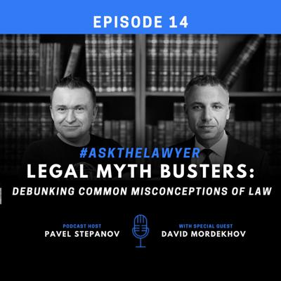 Cover art for Legal Myth Busters: Debunking Common Misconceptions of Law