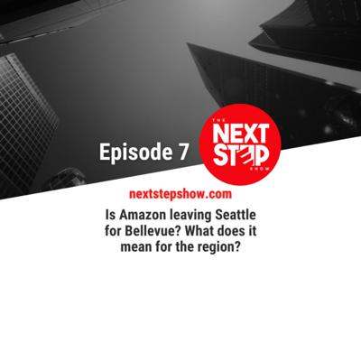 Cover art for Is Amazon leaving Seattle for Bellevue? What does it mean for the region?