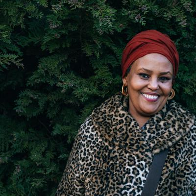 Amina Hassan, psychotherapist on her model of treating depression and anxiety