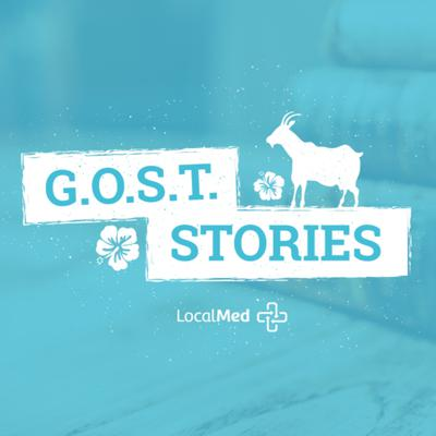 Cover art for Introducing... G.O.S.T. Stories