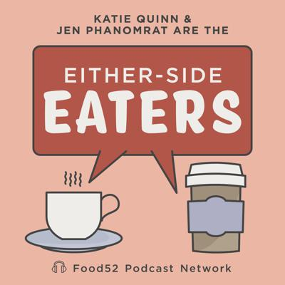 Cover art for Either Side Eaters: Aperitif AKA The Happiest Hour With Rachel Khoo