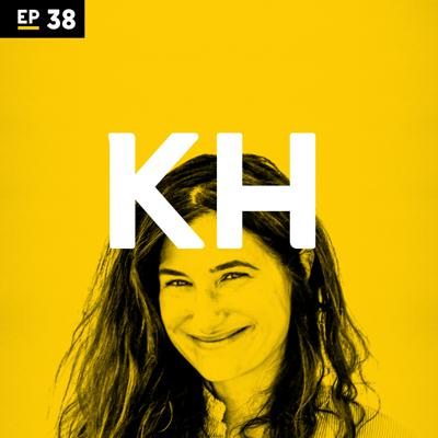 Cover art for Kathryn Hahn