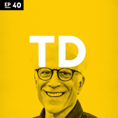Cover art for The Good Place Week: Ted Danson