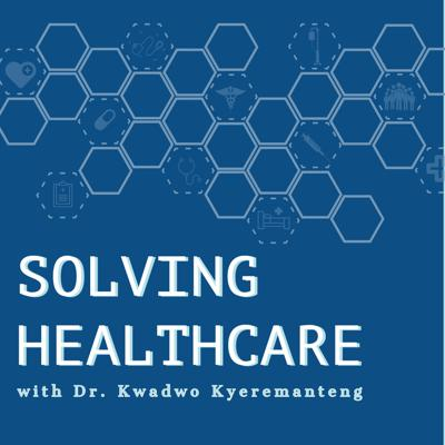 Solving Healthcare is a podcast series launched in September 2019 by the Resource Optimization Network. Led by Dr. Kwadwo Kyeremanteng, a palliative care & intensive care doctor based in Ottawa, these podcasts will feature interviews and discussions on the topic of improving healthcare delivery in Canada. Underpinned by the values of cost-effectiveness, dignity, and justice, these podcasts will challenge the status quo, leaving no stone unturned as we explore gaps, assumptions, and different perspectives in the pursuit of finding solutions to problems in Canada's healthcare system  Note, views expressed belong to the host only.