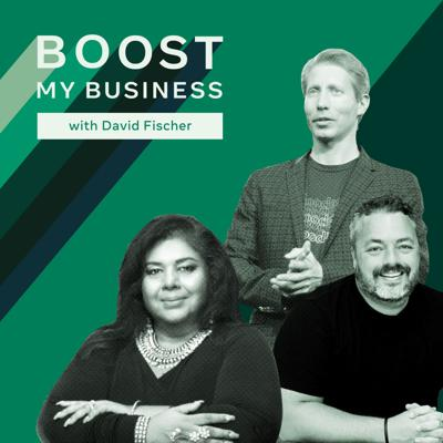 Cover art for The Power of Diverse Leadership: With Guests Ann Mukherjee & Rich Barnard