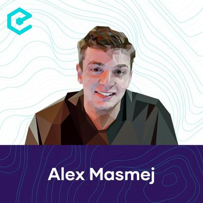 Cover art for Alex Masmej: Showtime – Building the Open Social Graph With NFTs