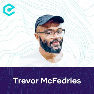 Cover art for Trevor McFedries: Brud – Using AI to Bridge Real and Virtual Worlds