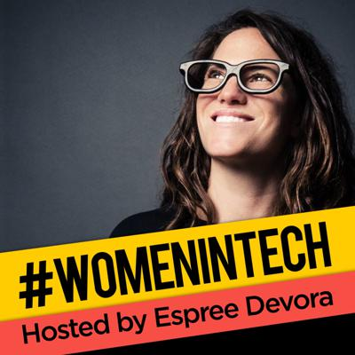 The #womenintech Podcast is hosted by WeAreLATech's Espree Devora and features inspiring Women in Tech from Engineers, Female Founders, Investors, UX and UI Designers, Journalists all sharing their story how they got to where they are today. The purpose of the show is for every listener to walk away feeling 'If She Can Do It So Can I'. I call it
