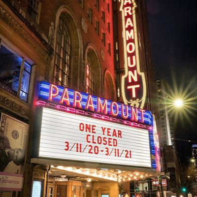 Cover art for One Year in the Seattle Pandemic: Live Shows (with Adam Zacks)