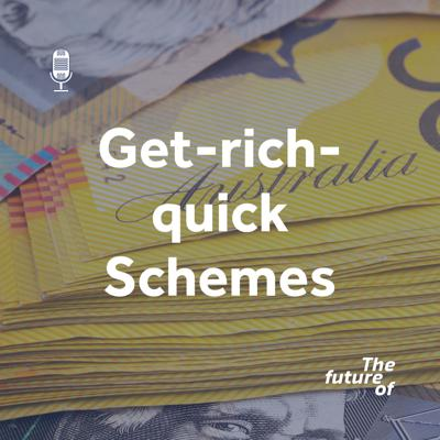 Cover art for Get-rich-quick Schemes