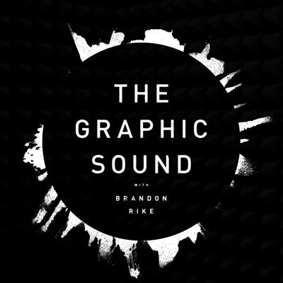 The Graphic Sound is a podcast about creativity and work. Digging into the thought processes behind graphic design, illustration, and other creative fields, the show aims to uncover simple principles that drive creative people. Hosted by graphic artist Brandon Rike, a leading designer in the music merchandising industry, The Graphic Sound exists to simplify the methods with which we put our creativity to work.