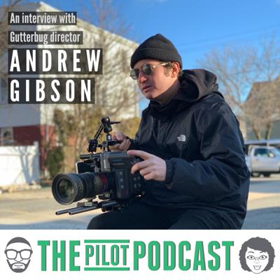 Cover art for Gutterbug's Andrew Gibson (Interview)