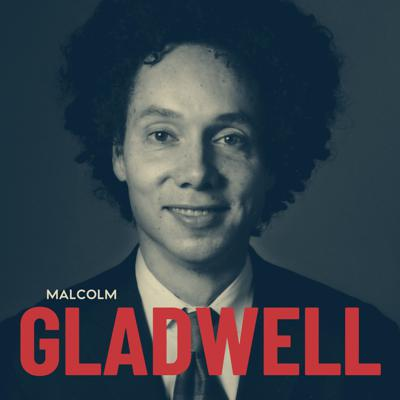 Cover art for Malcolm Gladwell