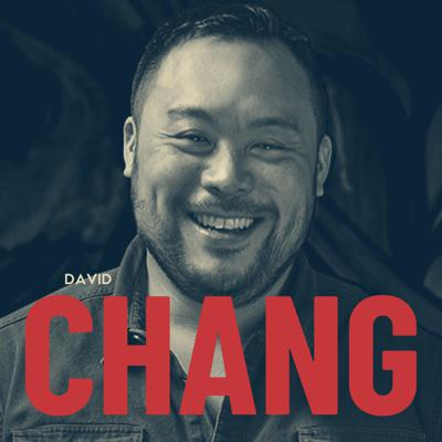Cover art for David Chang