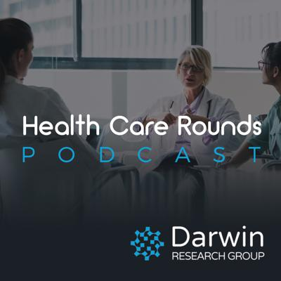 Health Care Rounds is a weekly podcast developed for health care leaders who are at the forefront of health care delivery and payment reform. Join Darwin Research Group founder and CEO John Marchica as he discusses the latest advancements in health care business news and policy developments, including interviews with dynamic leaders in health care. John is a veteran health care strategist and is leading ongoing research initiatives on health care delivery systems and value-based care.   Health Care Rounds is produced by Kimberly Asciutto and engineered by Andrew Rojec. Theme music by John Marchica.  Tags: health care, value-based care, healthcare business, healthcare management, accountable care organization, pharmaceuticals, biotechnology, hospital, health system, telehealth, telemedicine, behavioral health, Affordable Care Act, Obamacare, market access, managed care, organized customer