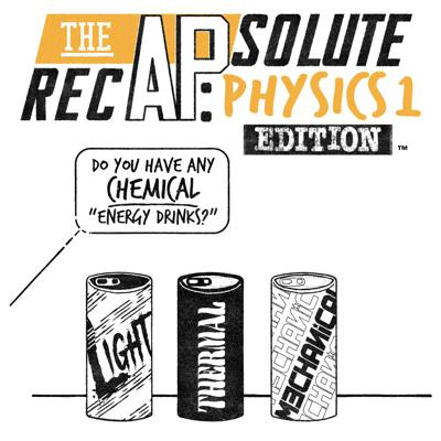 The APsolute RecAP: Physics 1 Edition