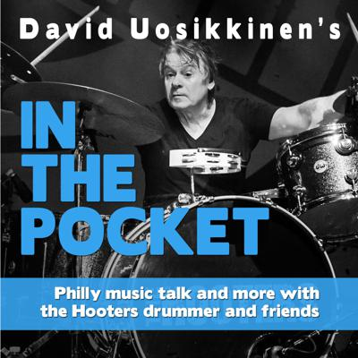 Hooters drummer David Uosikkinen loves talking about music almost as much as he loves making it. From MTV-era super-stardom to his ongoing gig as band leader of the all-star ensemble In the Pocket, he's got plenty of stories to share. Join him and longtime Philadelphia-area entertainment writer Andy Vineberg for in-depth conversations with some of Philly's finest musicians, as well as some nationally known acts. If you love hearing the stories behind the songs from the people who lived them (with an occasional side dish of sports and pop culture talk), this is the show for you. in-the-pocket.simplecast.com
