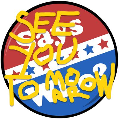 Cover art for SEE YOU TOMORROW 2: THE TOMORROWER