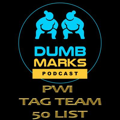 Cover art for PWI Tag Team 50 List