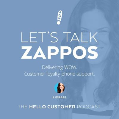 Cover art for Zappos - Delivering WOW to customers