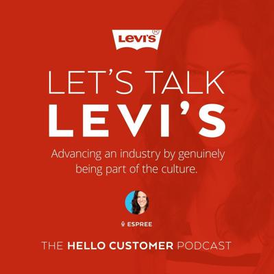 Cover art for Levi's - Creating popular collections based on Customer Feedback & Co-creation
