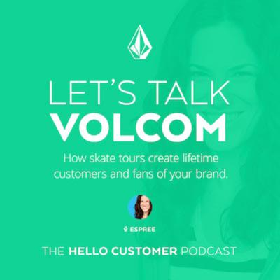 Cover art for Customer First @ Volcom: from sports brand to popular culture