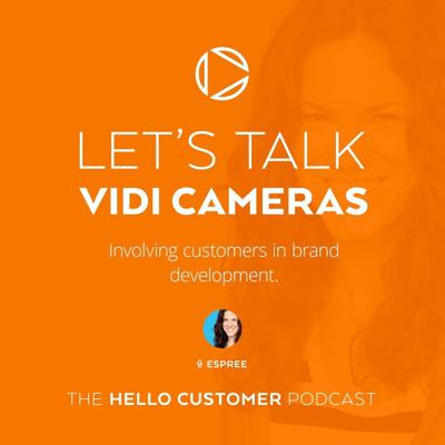 Cover art for STOP THE FALSIFIED CUSTOMER EXPERIENCE - VIDI CAMERAS
