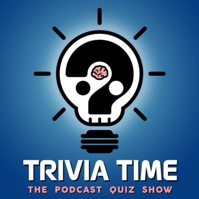 Trivia Time is a weekly pub quiz style podcast. Each week, we will be presenting you with 5 rounds of 8 questions as well as a bonus anagram. Themes and categories will vary, but generally you can expect a music/audio round, a general knowledge round, a classic subject round, a celebrity/pop culture round, and a connection round. Get together with your trivia team or play solo, at home or on the go, because it's Trivia Time!