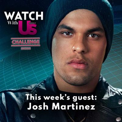 Cover art for Josh Martinez Breaks Down Unseen Madness on 'The Challenge 37' Premiere
